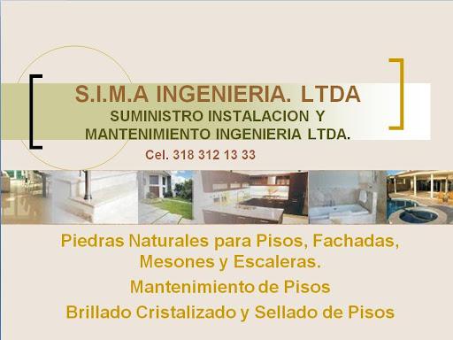 Sima for Instalacion de marmol y granito