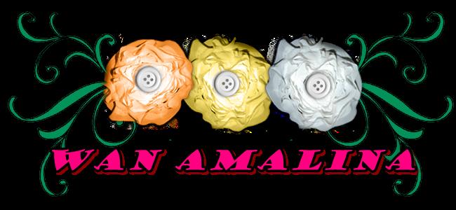 I am Wan Amalina (: