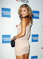 AnnaLynne McCord in sexy little dresses