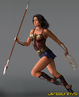 Cobie Smulders wonderwoman photo shoot