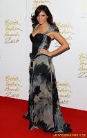 Kelly Brook 2010 fashion awards