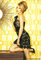 Kylie Minogue unknown photo shoots