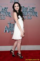 Elizabeth Gillies the last airbender premier