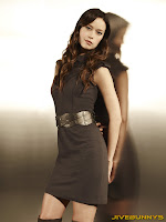 Summer Glau photo shoots