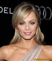Laura Vandervoort Audi and Designer J. Mendel's Kick Off Celebration of Golden Globe Week