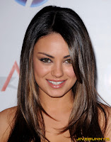 Mila Kunis white dress Eleventh Annual AFI Awards
