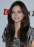 Daveigh Chase Vogue