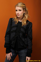 Emma Roberts Portraits during the 2011 Sundance Film Festival at The Samsung Galaxy