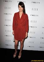 Cobie Smulders ELLE Magazine's Women In Television Celebration