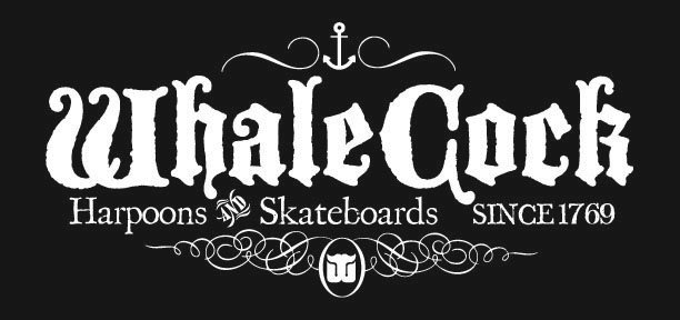 Whale Cock Skateboards