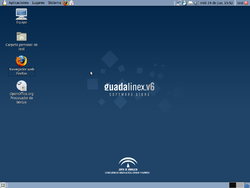 Guadalinex (linux Andaluz)