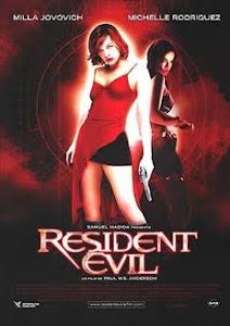 Vùng Đất Quỷ Dữ - Resident Evil poster