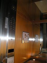Revestimientos de ascensores