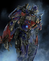 Good-guy Autobot Optimus Prime, This time, Optimus teams up with the U.S. military to take on the evil Decepticons, who have invaded Earth to capture Sam (Shia LaBeouf).