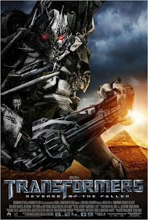 The Fallen Poster - Transformers 2