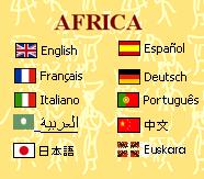 Africa in languages