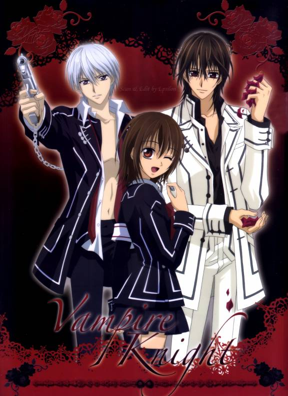 Wallpaper Vampire Knight Zero Anime Hot