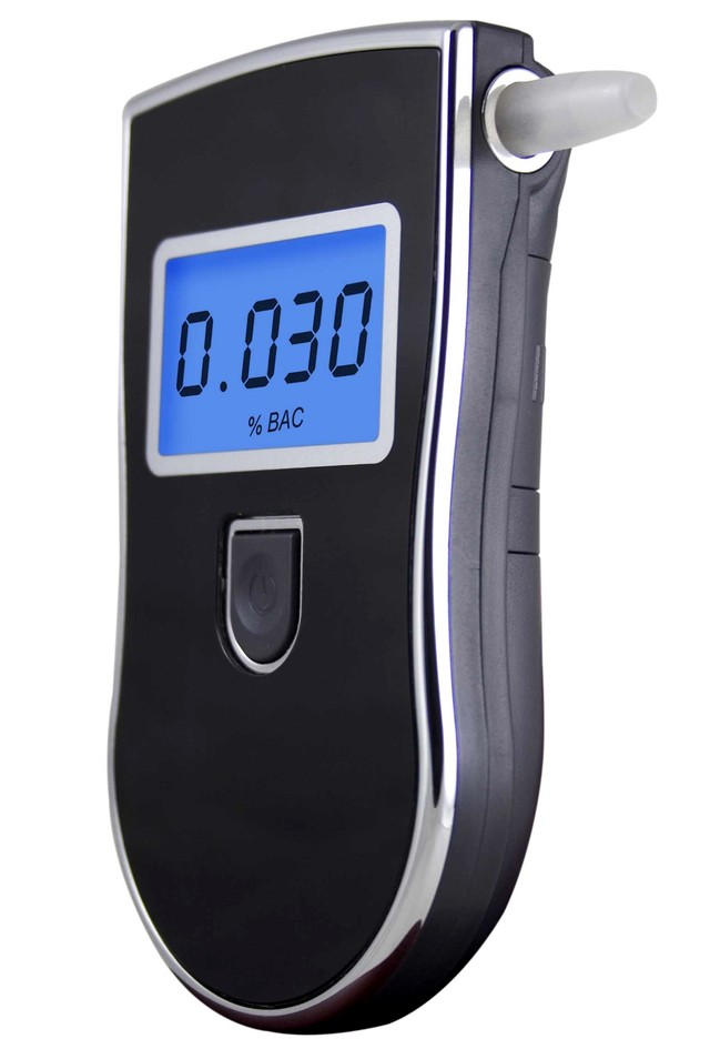 Digital Alcohol Breath Tester