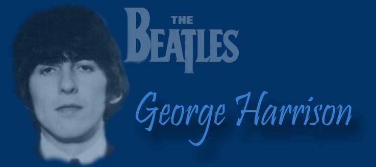 GEORGE HARRISON-el místico