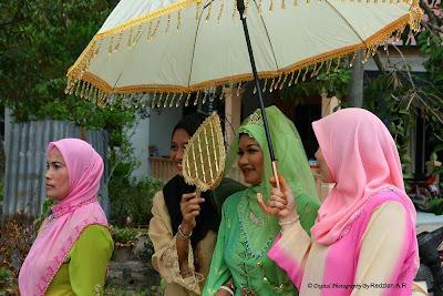 Traditional Malay wedding