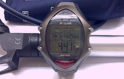 Polar RS400 Heart Rate monitor