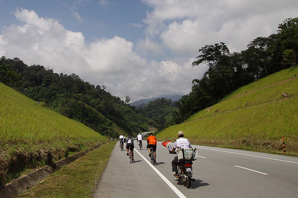 Sg. Koyan to Cameron Highland test Expedition