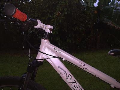 Venzo FX-1  13inch  MTB frame