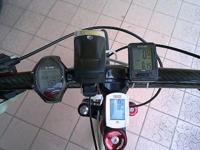 Various metering gadget