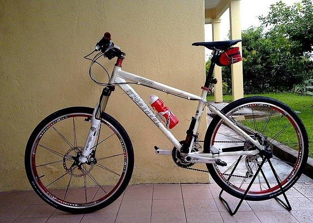 Kona  Frame setup for Commuter-Hybrid Ride