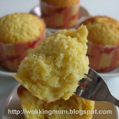 Baked Durian Butter Cake