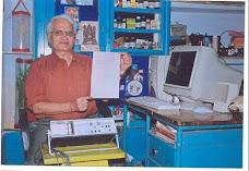 ETG AyurvedaScan system Inventer