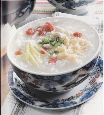 Jizi Scallop Porridge