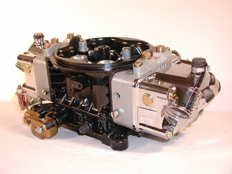 TMP Carbs Premier Series Holley