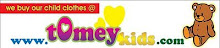 Jom shopping @ Tomeykids.com! GIVEAWAY