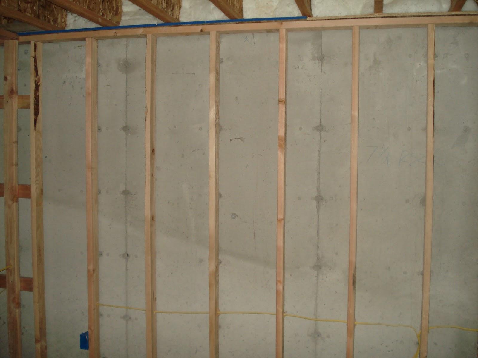 Framing Basement Wall Related Keywords Framing Basement