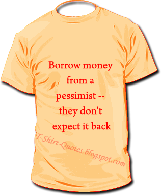 Shirt Quotes