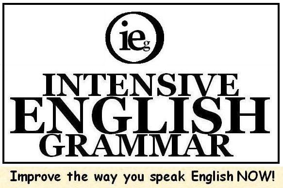 Intensive English Grammar