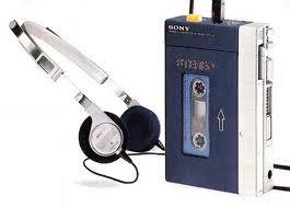 El Walkman de Casete