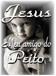 Jesus o melhor Amigo!