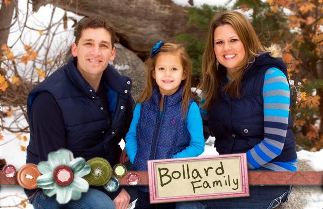 Bollard Family - Dave and Candace Bollard