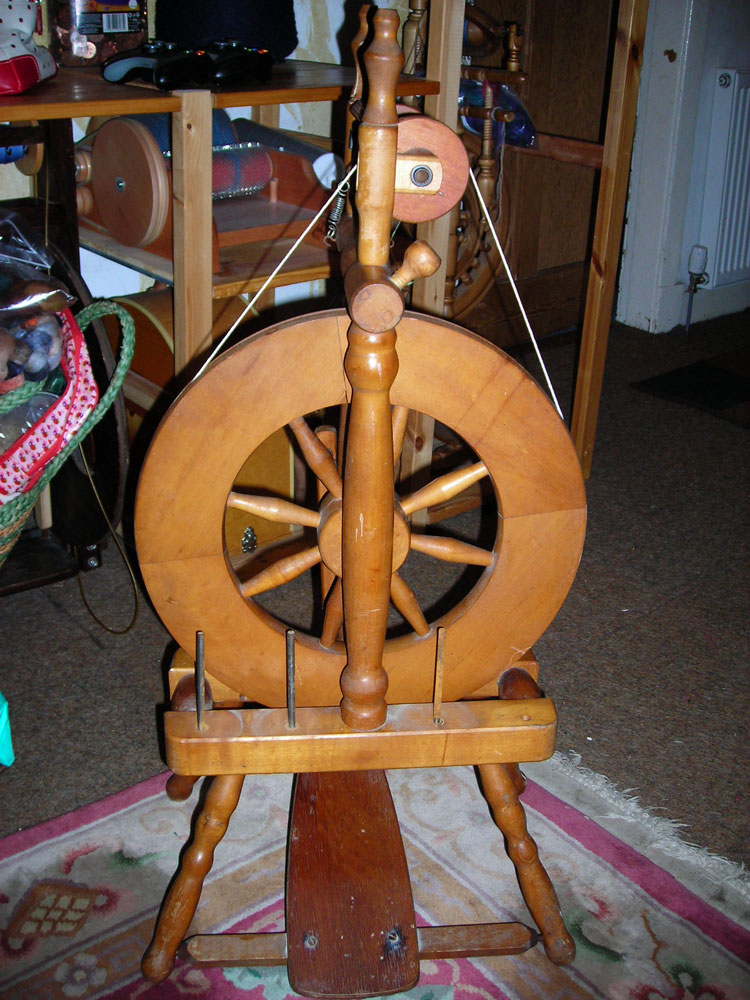 ashford traveller spinning wheel instructions