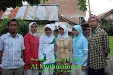 Asatidz wa asatidzat TKA/TPA Al-Muthmainnah