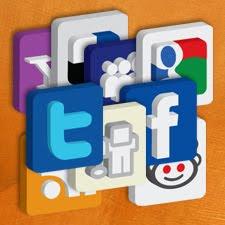 Sociala mediaikoner