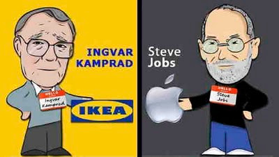 IKEA vs Apple