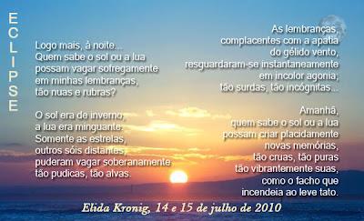 Eclipse, Elida Kronig