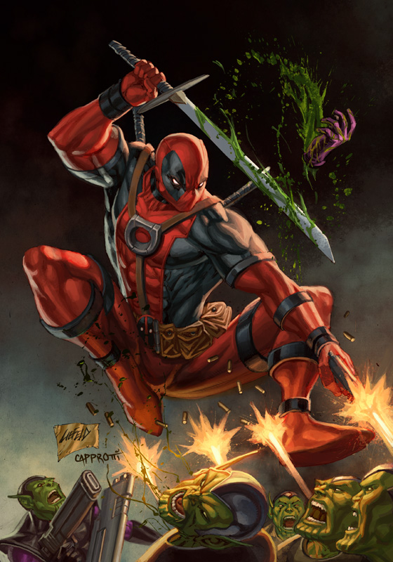 speakin of deadpool since he s today post subject deadpool was in