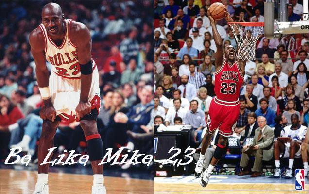 Be Like Mike 23