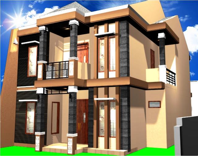 Konsep Rumah Sederhana Minimalis dan Modern Tahun 2015
