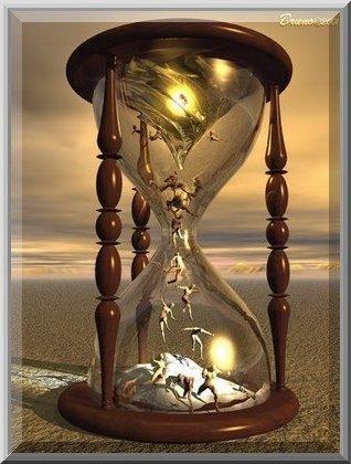 reloj arena, reloj  curioso