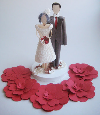 geblog1 On Etsy {Paper Cake Topper by Concarta}